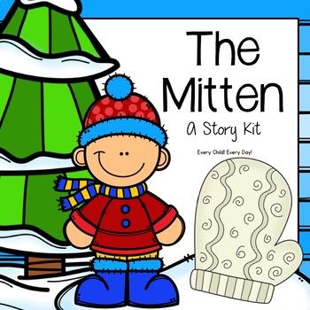 The Mitten - Supplemental Activities