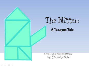 The Mitten - A Tangram Tale