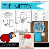 The Mitten Activites | Jan Brett | Sensory Bin | Book Study