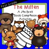 The Mitten Jan Brett Activities
