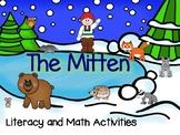 The Mitten Activities for Pre-K and Kindergarten