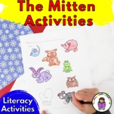 The Mitten Worksheets