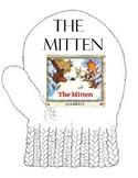 The Mitten Adapted Book, Jan Brett (Activity, Autism, Speech, Early Childhood,)