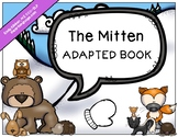 The Mitten Adapted Book