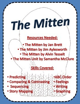 The Mitten: An ELA & Math Unit