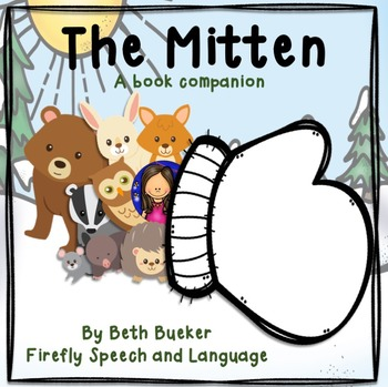 #Jan2018SLPMustHave The Mitten Book Companion