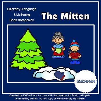 The Mitten Book Companion