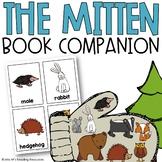The Mitten Book Companion {Literature Unit}