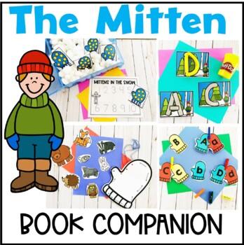 The Mitten Book Companion- Preschool Letter M
