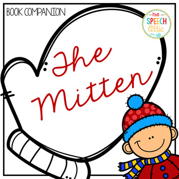 The Mitten: Book Companion for Speech and Language Therapy