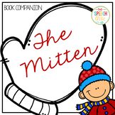 The Mitten: Speech and Language Book Companion