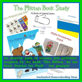 The Mitten Book Study