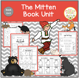 The Mitten Book Unit