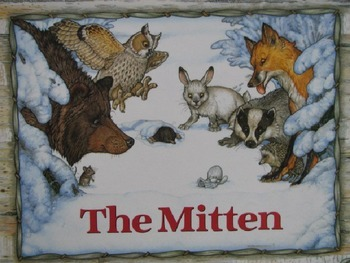 The Mitten Book on PowerPoint