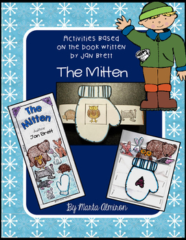 Unit Based on  the Book THE MITTEN, by Jan Brett