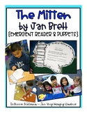 The Mitten By Jan Brett Emergent Reader