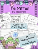 The Mitten By Jan Brett Mini Unit