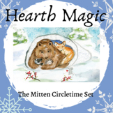 The Mitten Circle Time Kit with Puppets