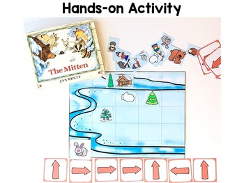 The Mitten Coding Practice Bundle Print & Digital Versions Included