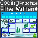 The Mitten Coding Practice, Computer Code Practice Digital