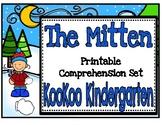 The Mitten Comprehension Set