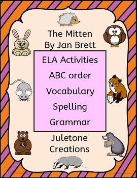 The Mitten ELA Lesson