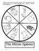 The Mitten Math Lesson