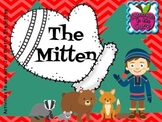 The Mitten {ELA activities}