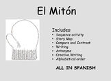 The Mitten/El Miton Jan Brett Activity Bundle