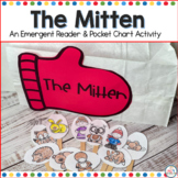 The Mitten Emergent Reader and Pocket Chart