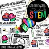 The Mitten FREEBIE {Kindergarten Storybook STEM}
