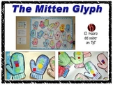 The Mitten Glyph - DUAL Language Friendly Geometry Activity
