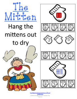 The Mitten - Hang your mittens