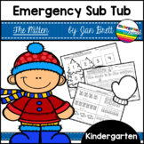 The Mitten Emergency Sub Tub Plans