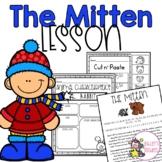The Mitten Preschool Lesson Plan (Highscope)