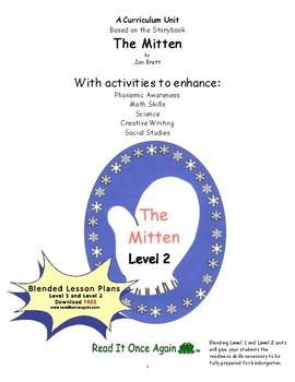 The Mitten Level 2 Digital Version