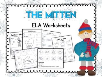 The Mitten: Literacy Activities