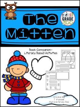 The Mitten - Literacy Based Activities