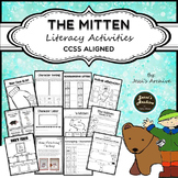 Mitten: Literacy Activities for The Mitten by Jan Brett