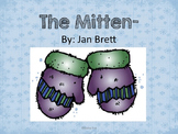 The Mitten Literacy Fun
