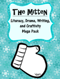 The Mitten by Jan Brett Literacy, Writing, Drama and Craftivity Pack
