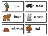 """""""The Mitten"""" Literacy and Numeracy Activities"""