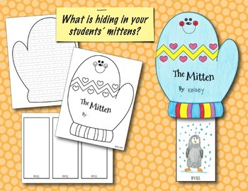 The Mitten - Literature Extension Activity