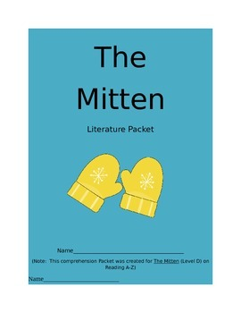 The Mitten Literature Pack
