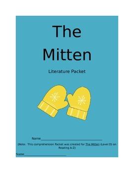 The Mitten Literature Pack