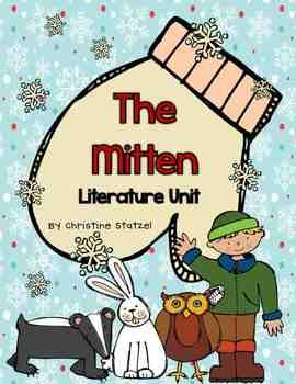 The Mitten Literature Unit
