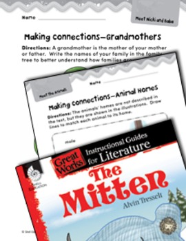 The Mitten Making Cross-Curricular Connections