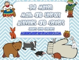 The Mitten Math and Literacy Activities and Centers