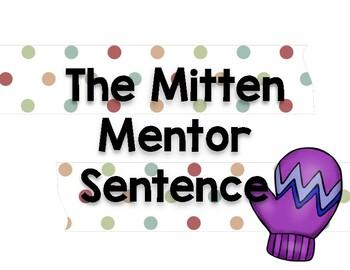 The Mitten Mentor Sentence