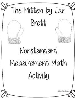 The Mitten Nonstandard Measurement Activity